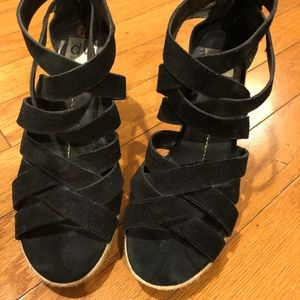 Wedge Dolce Vita sandals size 10